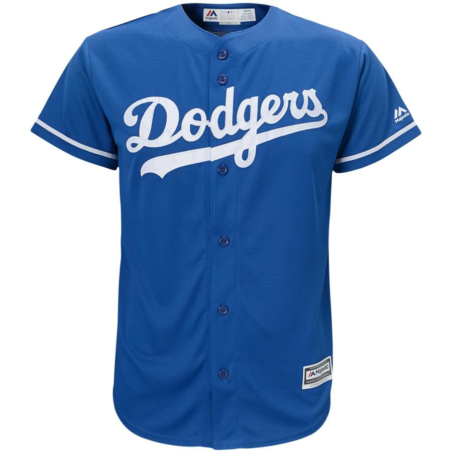 Cody Bellinger Los Angeles Dodgers Majestic Youth Alternate Official Team Cool Base Player Jersey - Royal