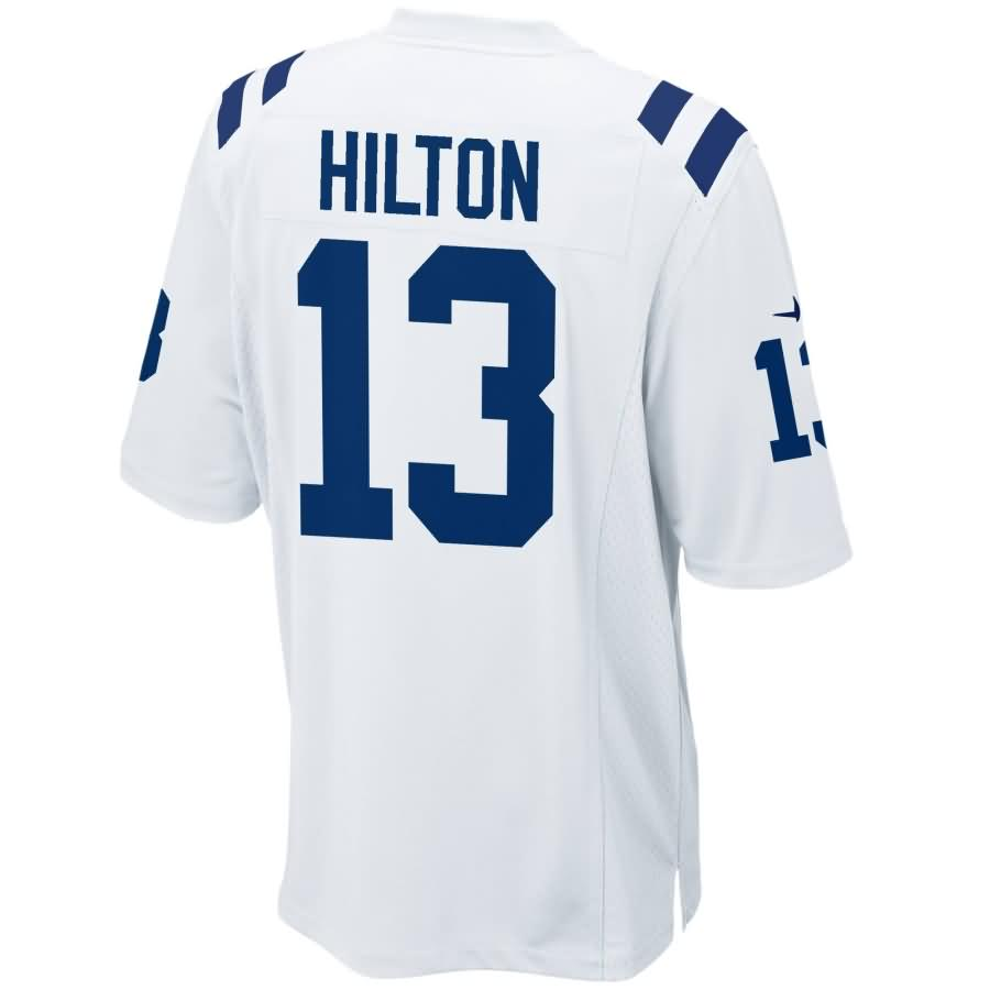 TY Hilton Indianapolis Colts Nike Youth Game Jersey - White