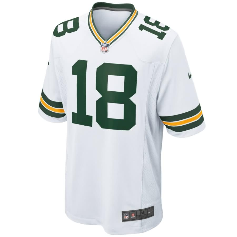 Randall Cobb Green Bay Packers Nike Youth Game Jersey - White