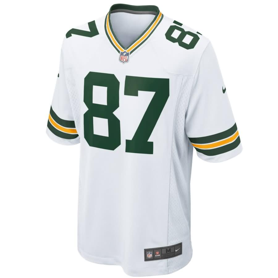 Jordy Nelson Green Bay Packers Nike Youth Game Jersey - White