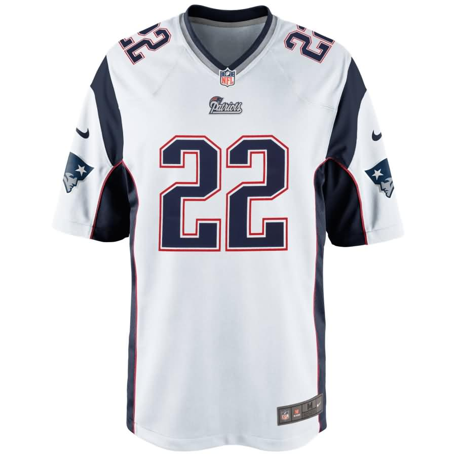 Stevan Ridley New England Patriots Nike Youth Game Jersey - White