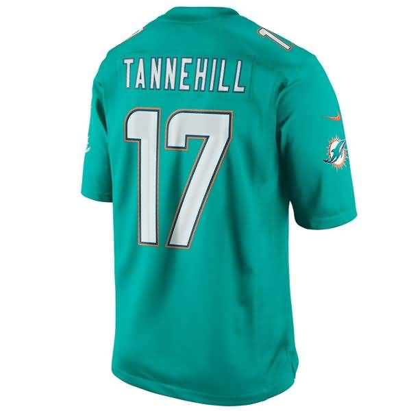Ryan Tannehill Miami Dolphins Nike Youth Limited Jersey - Aqua