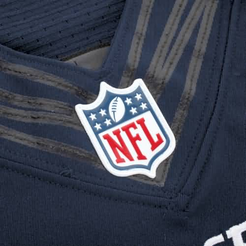 Philip Rivers Los Angeles Chargers Nike Elite Home Jersey - Navy Blue