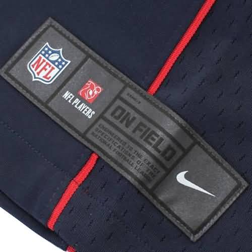 Rob Gronkowski New England Patriots Nike Girls Youth Game Jersey - Navy Blue