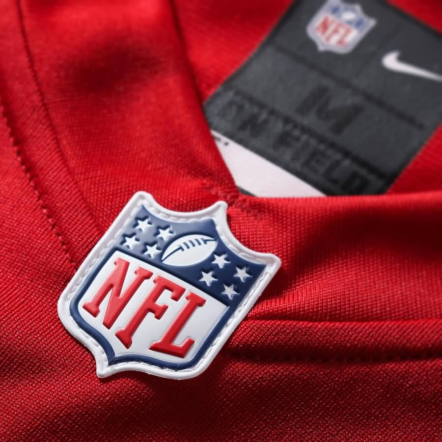 Ahmad Brooks San Francisco 49ers Nike Youth Team Color Game Jersey - Scarlet