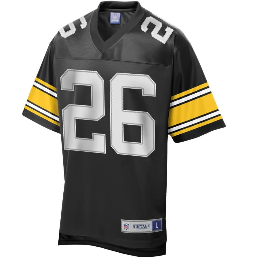 Men's NFL Pro Line Pittsburgh Steelers Rod Woodson Retired Player Jersey