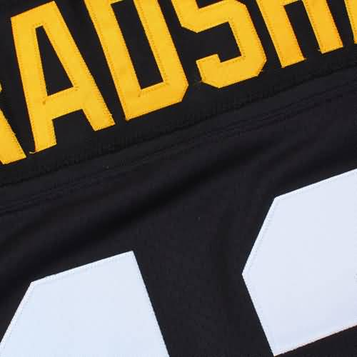 Terry Bradshaw Pittsburgh Steelers Mitchell & Ness Retired Player Vintage Replica Jersey - Black
