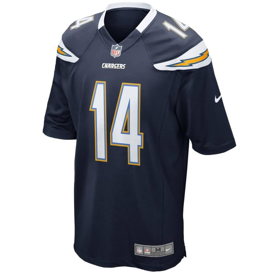 San Diego Chargers Nike Dan Fouts Retired Player Game Jersey - Navy