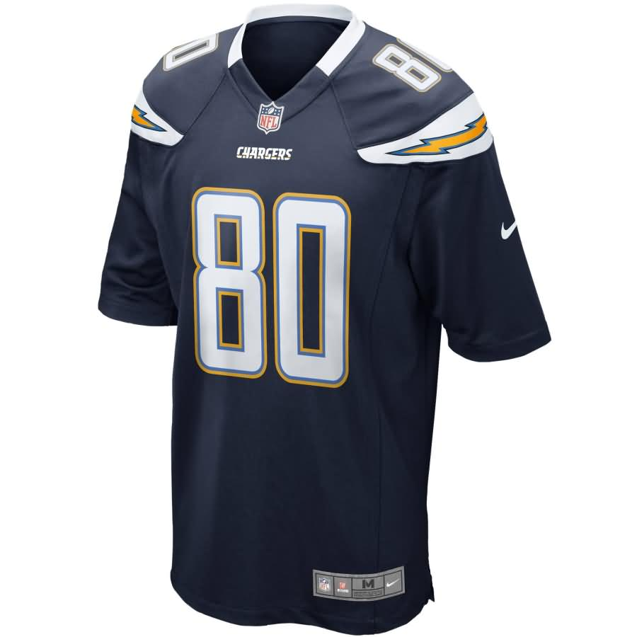 San Diego Chargers Nike Kellen Winslow Retired Player Game Jersey - Navy
