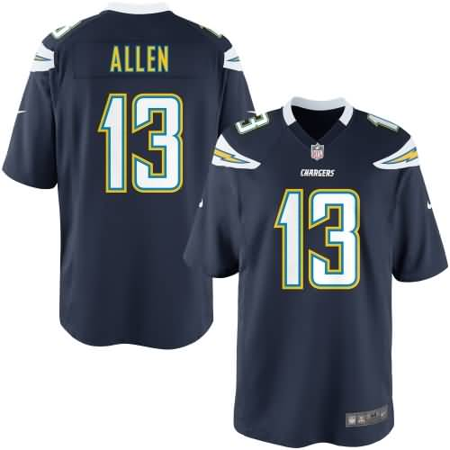 Nike Youth Los Angeles Chargers Keenan Allen Team Color Game Jersey