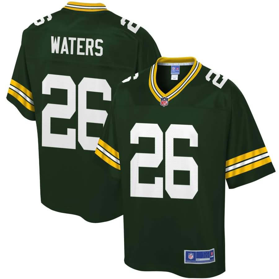 Herb Waters Green Bay Packers NFL Pro Line Player Jersey - Green