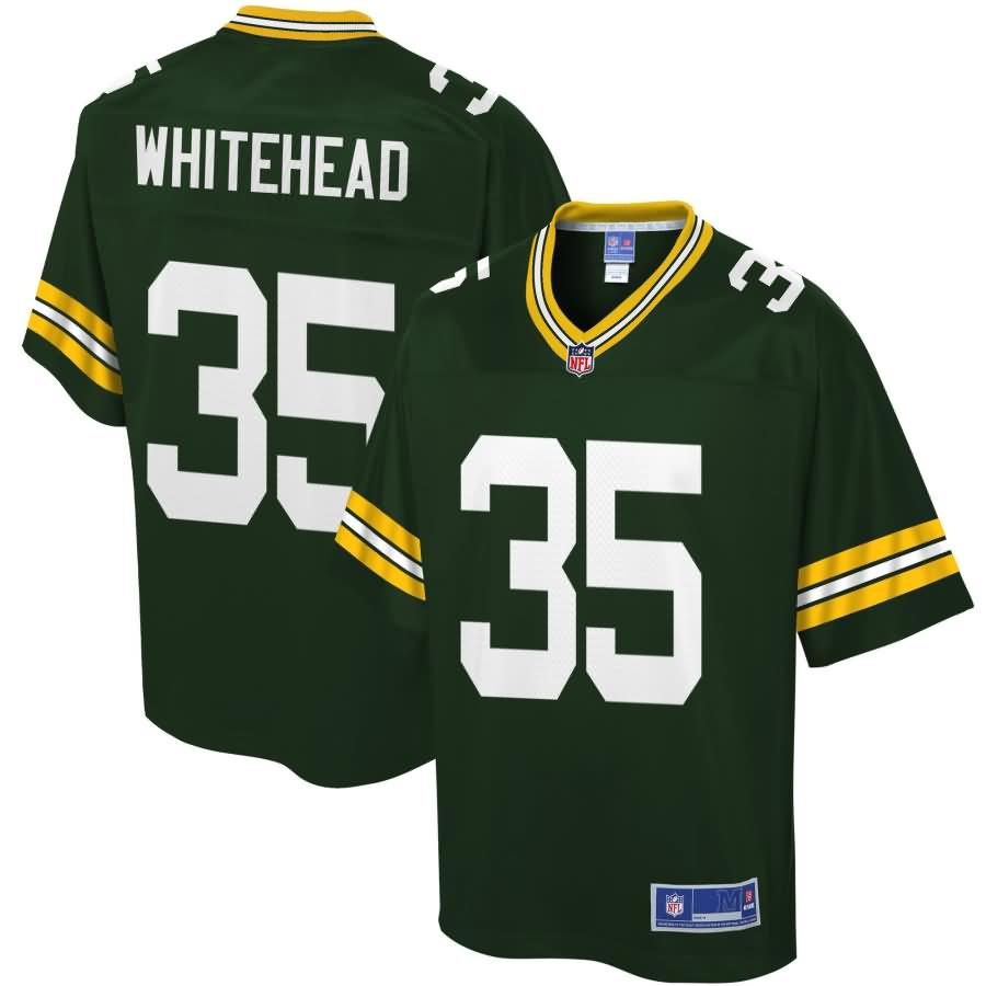 Jermaine Whitehead Green Bay Packers NFL Pro Line Player Jersey - Green