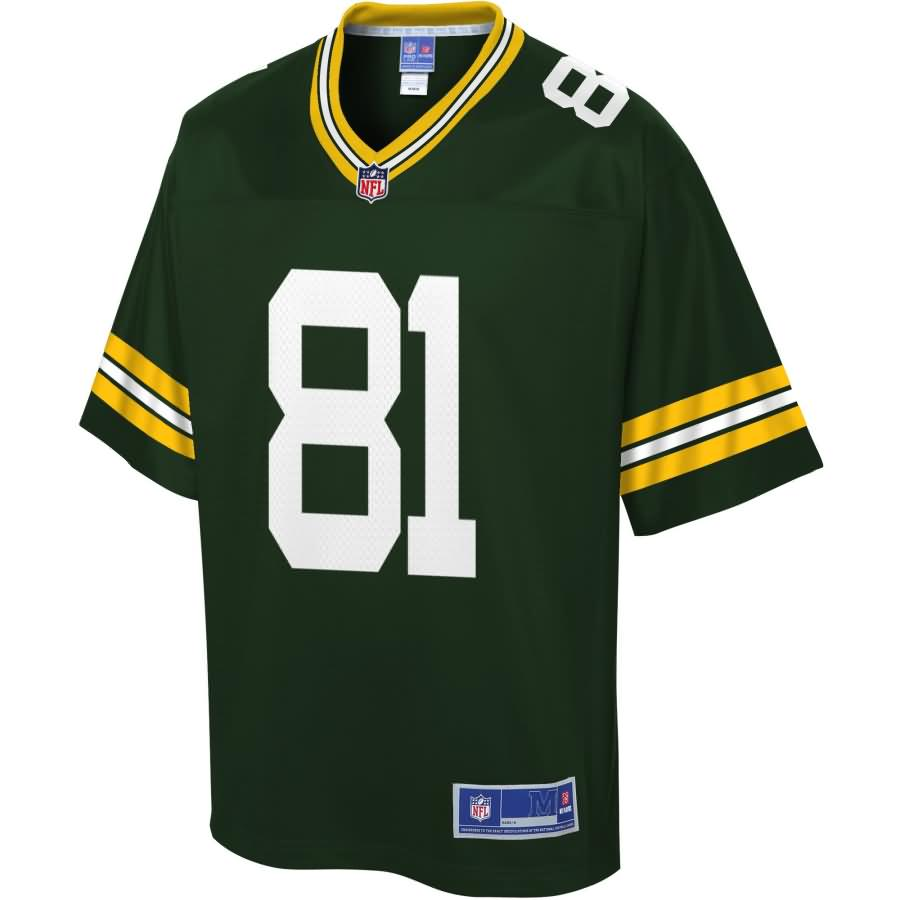 Geronimo Allison Green Bay Packers NFL Pro Line Youth Player Jersey - Green