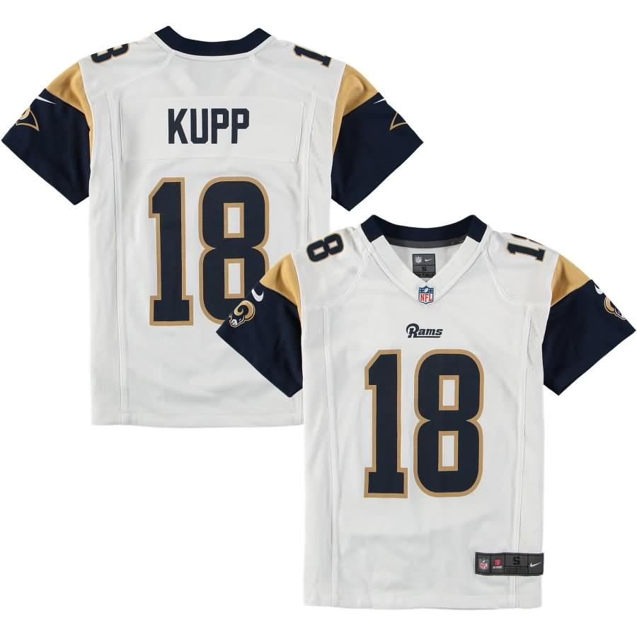 Cooper Kupp Los Angeles Rams Nike Youth Game Jersey - White