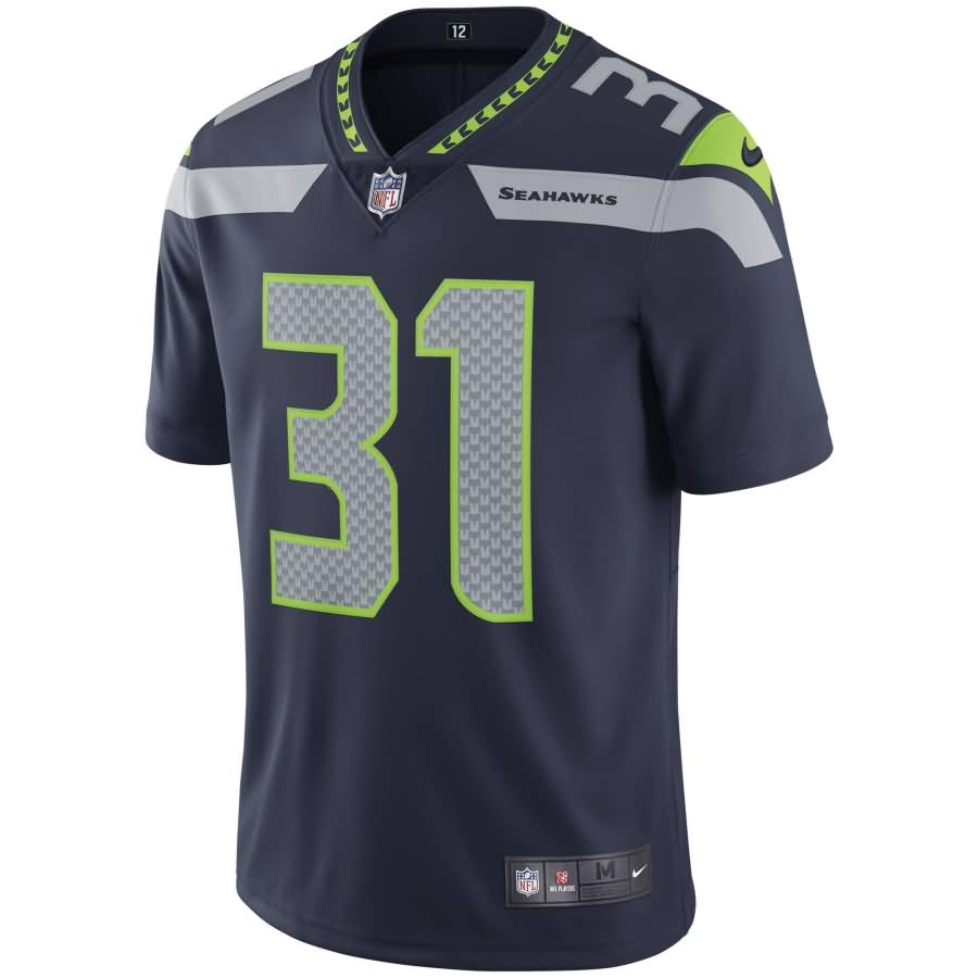 Kam Chancellor Seattle Seahawks Nike Youth Vapor Untouchable Limited Player Jersey - College Navy