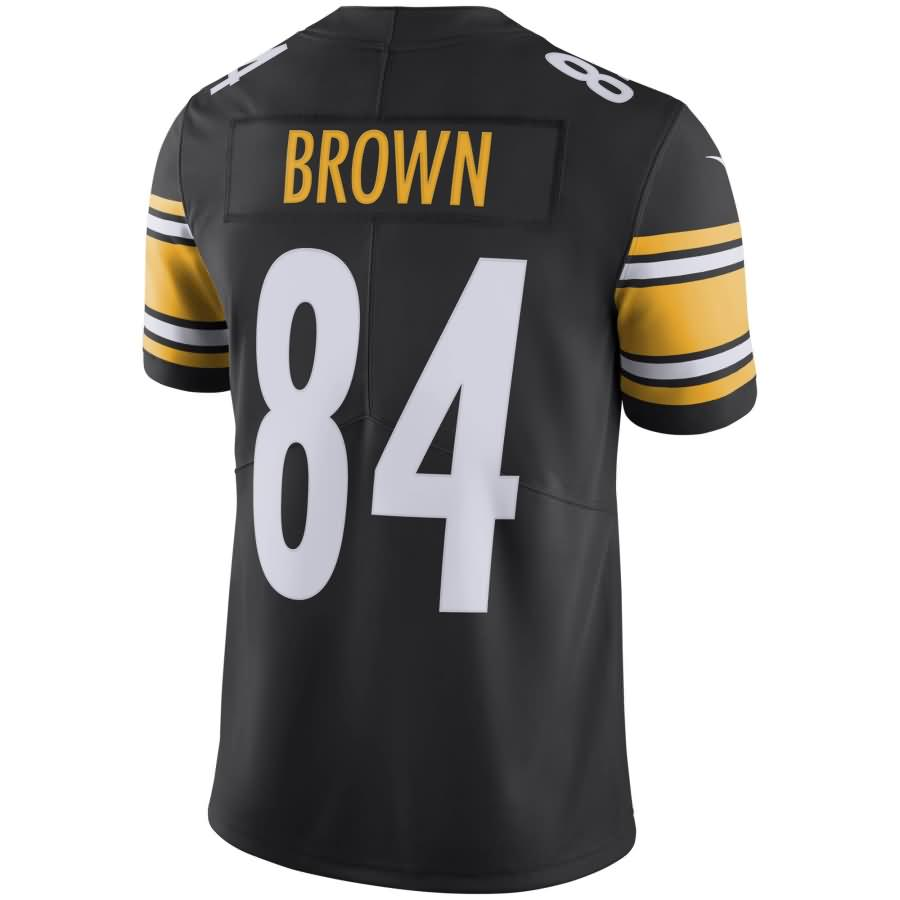 Antonio Brown Pittsburgh Steelers Nike Youth Vapor Untouchable Limited Player Jersey - Black