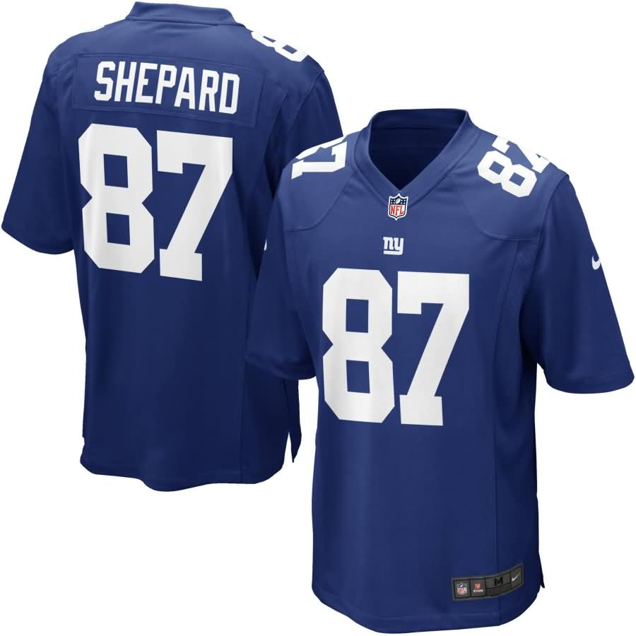 Sterling Shepard New York Giants Nike Youth Game Jersey - Royal