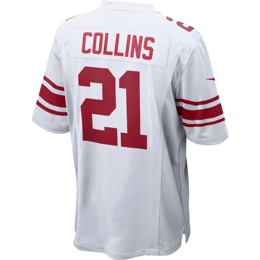 Landon Collins New York Giants Nike Youth Game Jersey - White