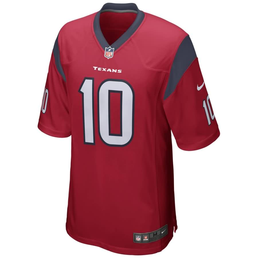 DeAndre Hopkins Houston Texans Nike Youth Game Jersey - Red