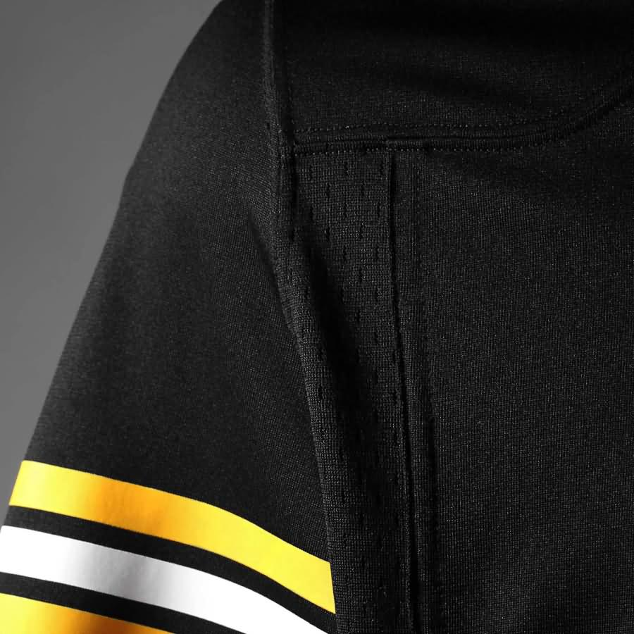 James Conner Pittsburgh Steelers Nike Game Jersey - Black