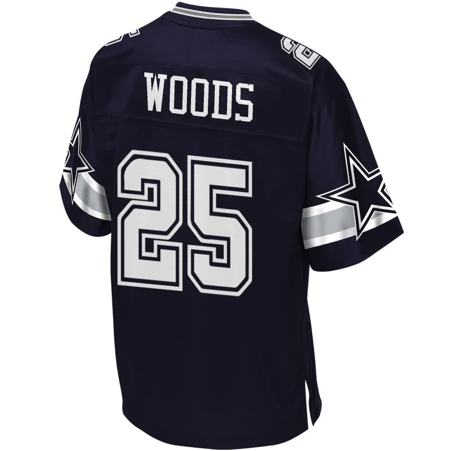 Xavier Woods Dallas Cowboys NFL Pro Line Player Jersey - Navy