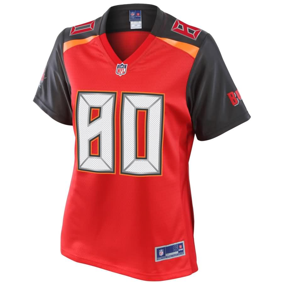 O.J. Howard Tampa Bay Buccaneers NFL Pro Line Women's Player Jersey - Red