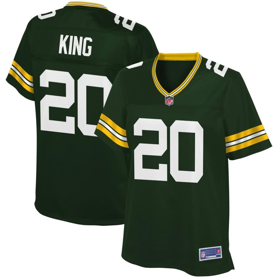 Kevin King Green Bay Packers NFL Pro Line Women's Player Jersey - Green