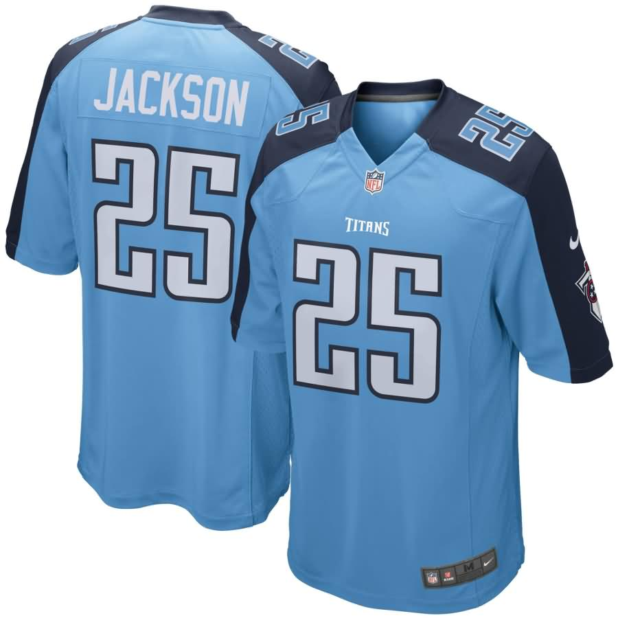Adoree' Jackson Tennessee Titans Nike Game Jersey - Light Blue