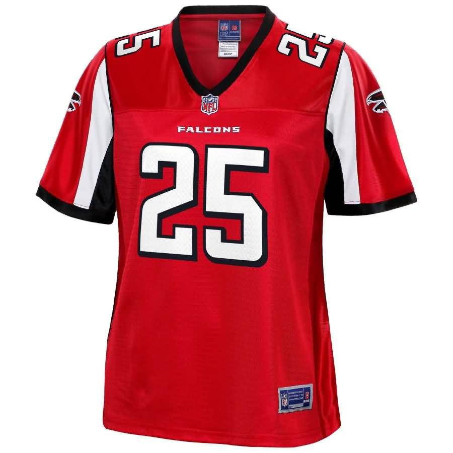 Ito Smith Atlanta Falcons NFL Pro Line Women's Player Jersey - Red