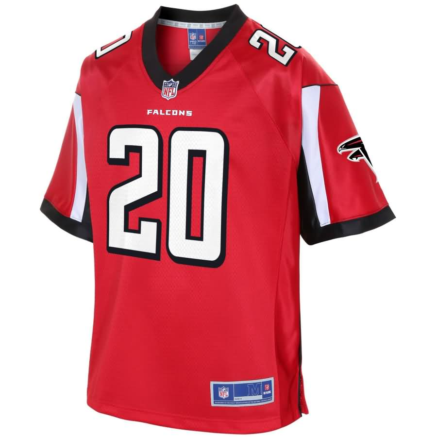Isaiah Oliver Atlanta Falcons NFL Pro Line Player Jersey - Red